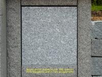 Korpus Magma dunkelgrau Nr. 355 mit Tarn sandgestrahlt