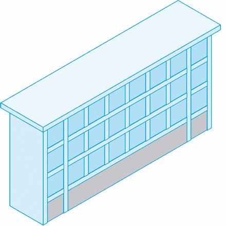 24 Standardkammern
