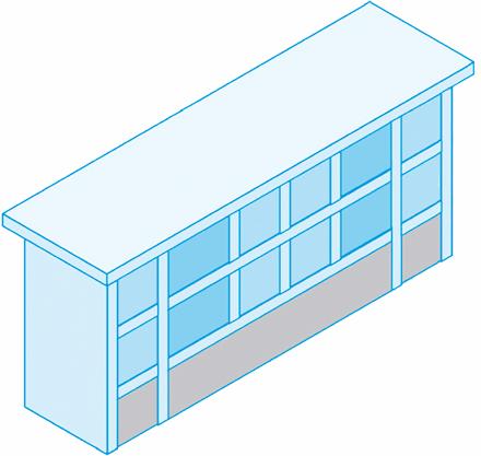 mind. 8 Standardkammern und 4 Familienkammern